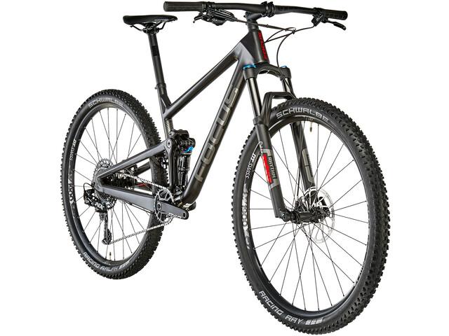 d3731ad6ae5 FOCUS O1E 8.8 MTB Full Suspension black at Bikester.co.uk